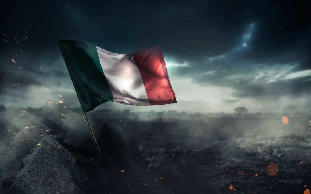 Warning from the Italian bond vigilantes
