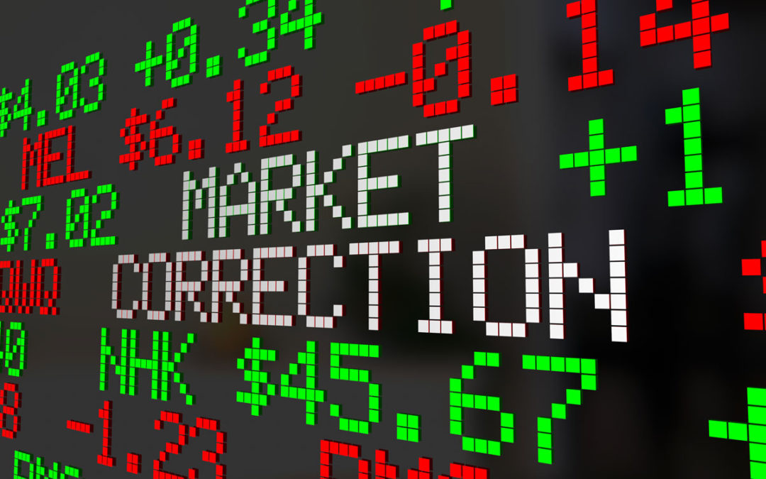 We are approaching a savage correction