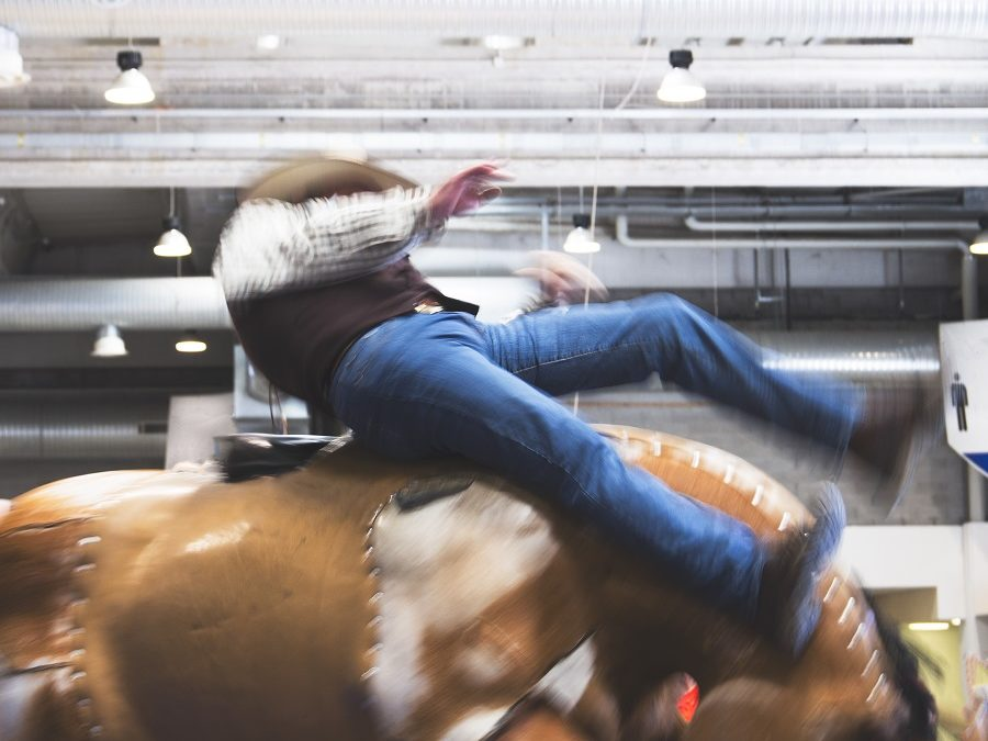 How a stampede could send stock markets into a state of manic eurphoria