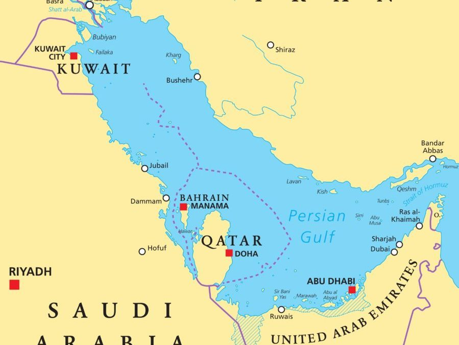 Oil price spikes as US-Iran conflict looms