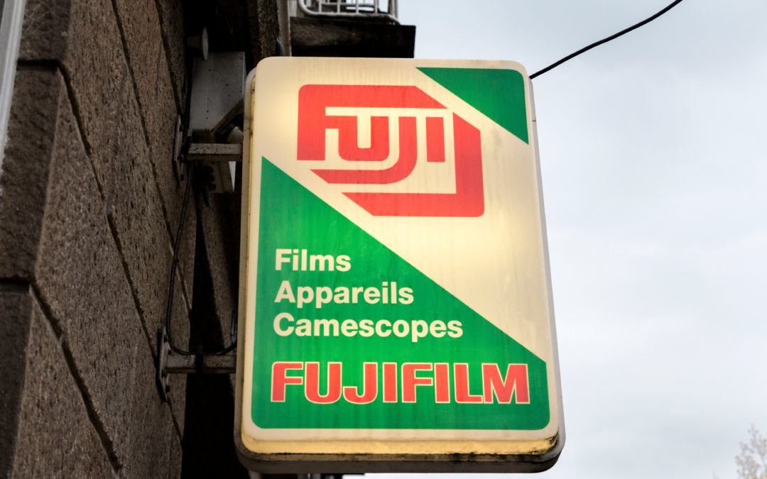 Why the next great biotech stock is…Fujifilm