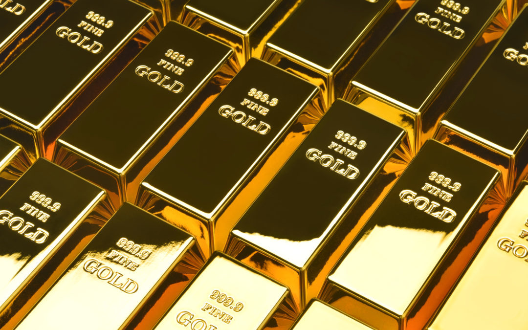 Gold soars as fear and greed collide