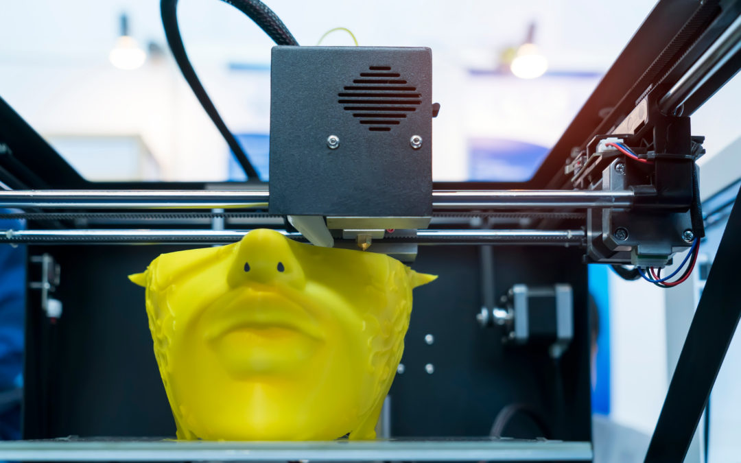 THE COVID EXPERIMENT: How 3D Printing is Disrupting the $12 Trillion Manufacturing Industry