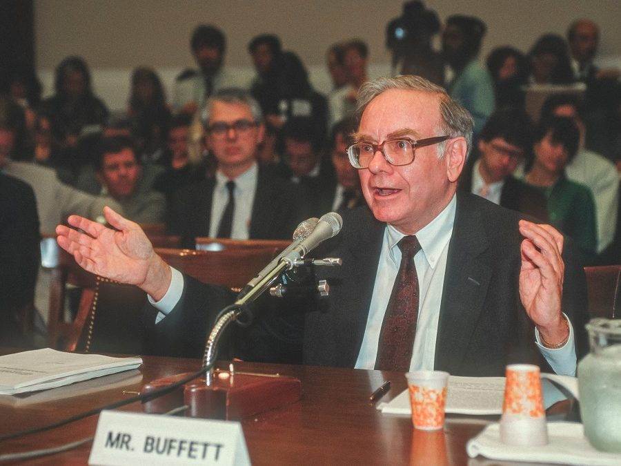 Why Warren Buffett Has Just Done A Massive U-Turn